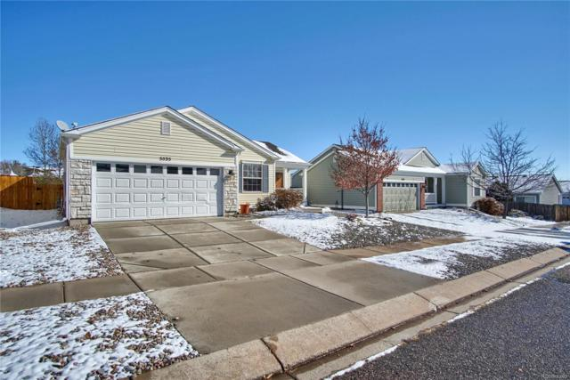 5535 Green River Drive, Colorado Springs, CO 80923 (#5952563) :: House Hunters Colorado