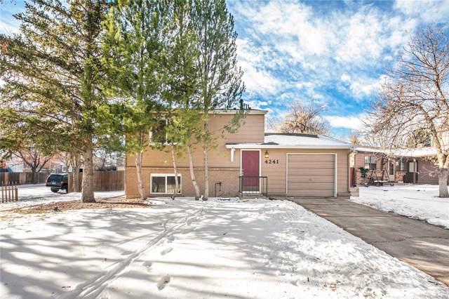 4241 S Richfield Street, Aurora, CO 80013 (MLS #5953081) :: Bliss Realty Group