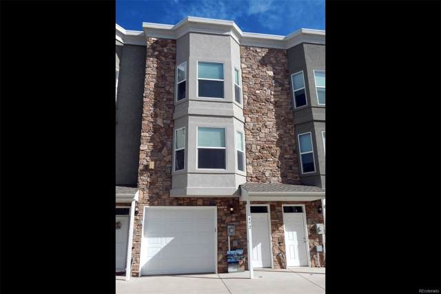 892 Vernon Drive, Central City, CO 80427 (#5953938) :: The Healey Group