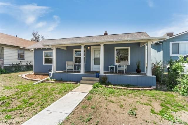 543 Raleigh Street, Denver, CO 80204 (MLS #5954318) :: Bliss Realty Group