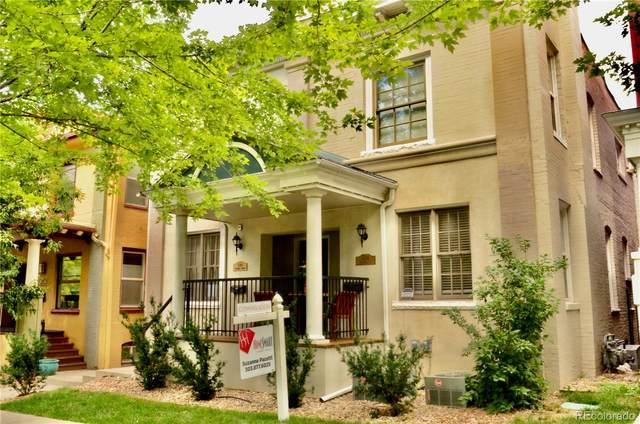 1576 N Franklin Street, Denver, CO 80218 (#5954357) :: The Heyl Group at Keller Williams