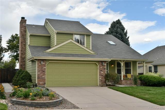 9083 W Quarto Avenue, Littleton, CO 80128 (#5955335) :: Hudson Stonegate Team