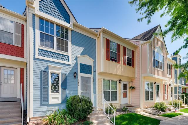 9475 W Ontario Drive, Littleton, CO 80128 (MLS #5955663) :: 8z Real Estate