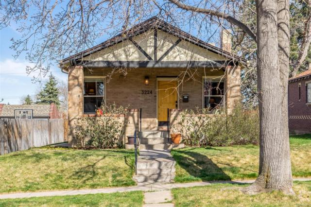 3224 Stuart Street, Denver, CO 80212 (#5955836) :: Bring Home Denver
