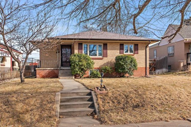 1610 S Marion Street, Denver, CO 80210 (#5955849) :: 5281 Exclusive Homes Realty