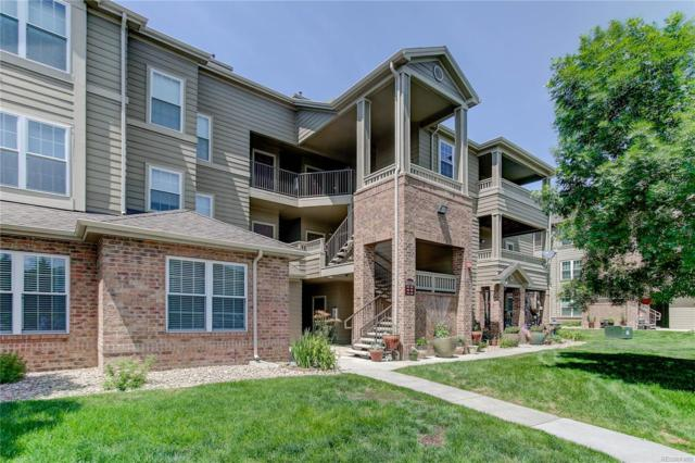 12768 Ironstone Way #302, Parker, CO 80134 (#5955939) :: The DeGrood Team