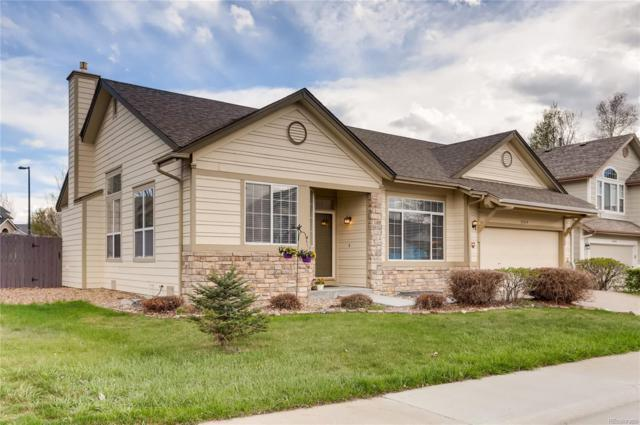 19654 E Clear Creek Trail, Parker, CO 80134 (#5955956) :: The Heyl Group at Keller Williams