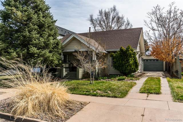 3158 S Bannock Street, Englewood, CO 80110 (#5956341) :: James Crocker Team