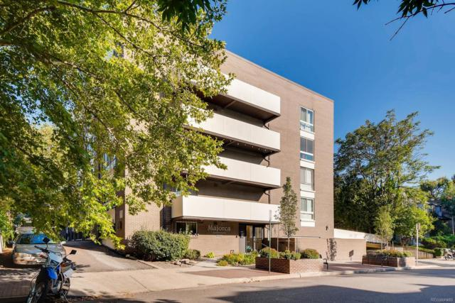 1050 N Lafayette Street #105, Denver, CO 80218 (#5956399) :: The Griffith Home Team