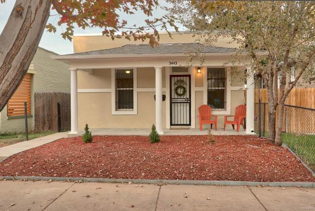 3443 N Elizabeth Street, Denver, CO 80205 (MLS #5956827) :: Bliss Realty Group