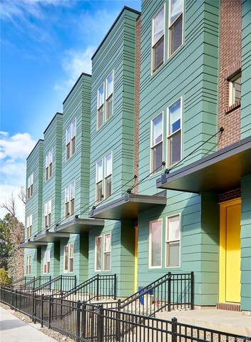 1263 W 9th Avenue #50, Denver, CO 80204 (MLS #5957102) :: 8z Real Estate