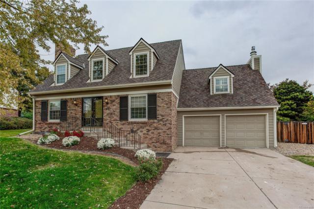 7461 S Forest Court, Centennial, CO 80122 (MLS #5957281) :: 8z Real Estate
