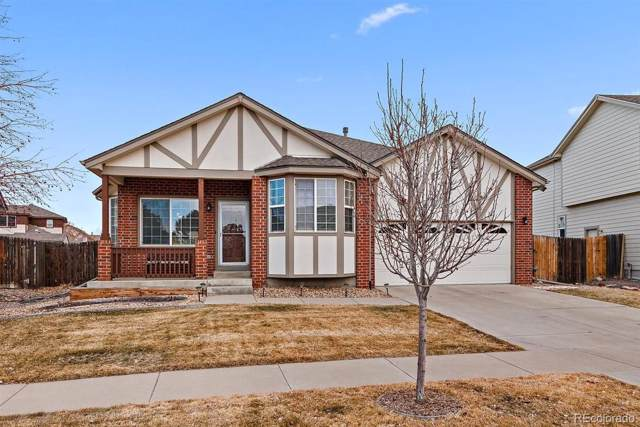 10466 Uvalda Street, Commerce City, CO 80022 (#5958030) :: The Healey Group