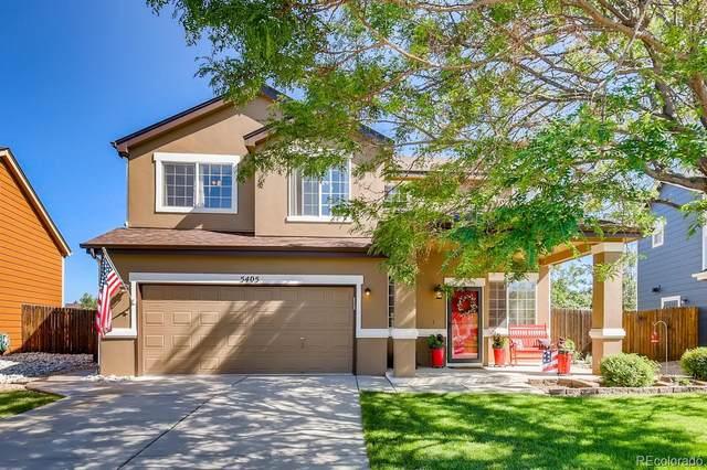 5405 Suffolk Circle, Castle Rock, CO 80104 (#5958062) :: Wisdom Real Estate