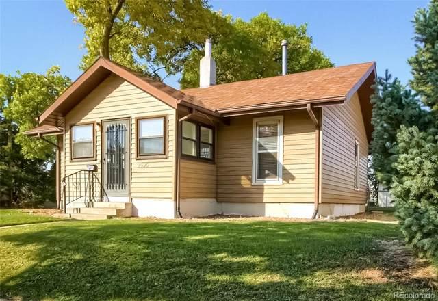 2595 S Cherokee Street, Denver, CO 80223 (#5958392) :: Real Estate Professionals