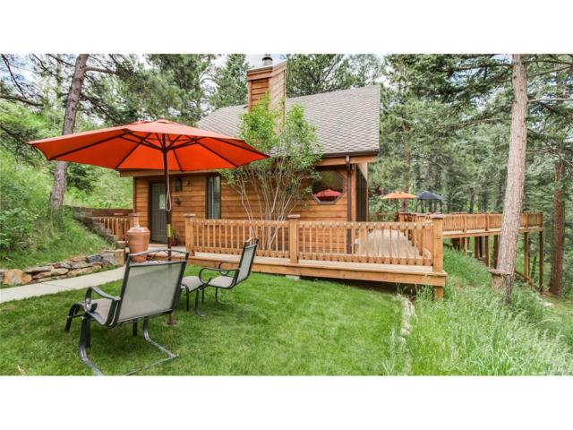 23745 Cody Park Road, Golden, CO 80401 (#5958499) :: The Peak Properties Group