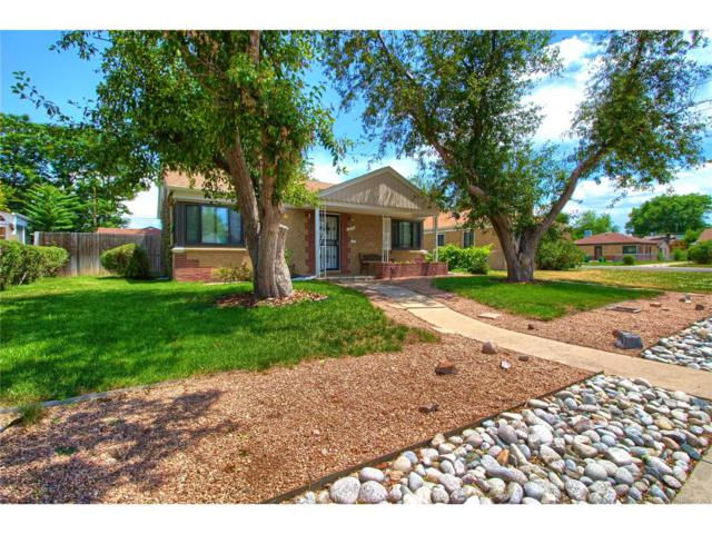 2210 Quince Street, Denver, CO 80207 (MLS #5958500) :: 8z Real Estate