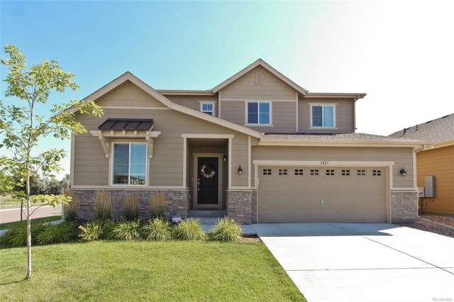 1827 Sunshine Avenue, Longmont, CO 80504 (#5958506) :: The DeGrood Team