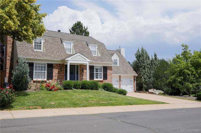 7162 S Hudson Lane, Centennial, CO 80122 (MLS #5958534) :: 8z Real Estate