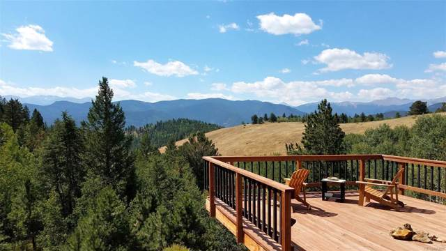 367 Old Stage Road, Idaho Springs, CO 80452 (MLS #5958944) :: 8z Real Estate