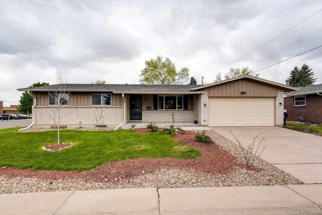 4104 W Roanoke Place, Denver, CO 80236 (#5959070) :: The Scott Futa Home Team