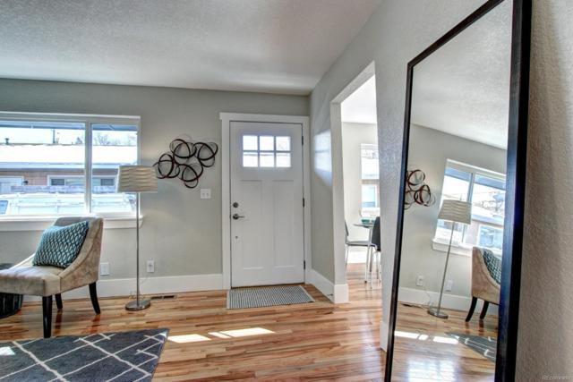 940 Newton Street A, Denver, CO 80204 (MLS #5959587) :: 8z Real Estate