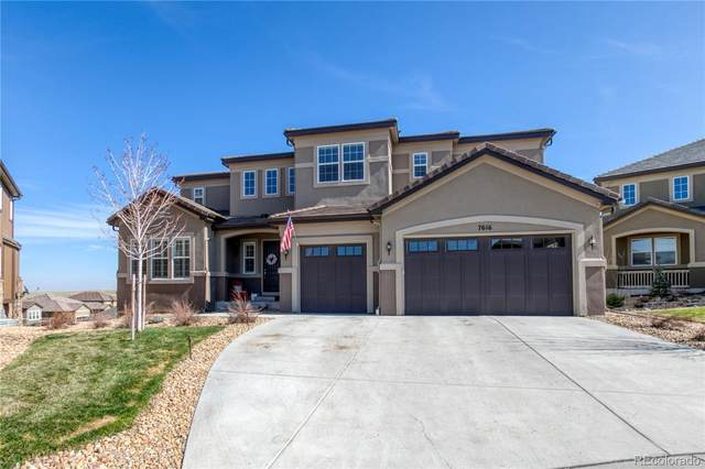 7616 S Valleyhead Court, Aurora, CO 80016 (#5959744) :: The Gilbert Group