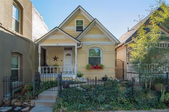 80 Washington Street, Denver, CO 80203 (#5959883) :: HomeSmart