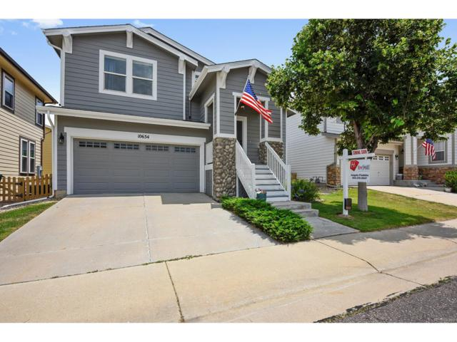 10634 Cherrybrook Circle, Highlands Ranch, CO 80126 (#5960394) :: The City and Mountains Group