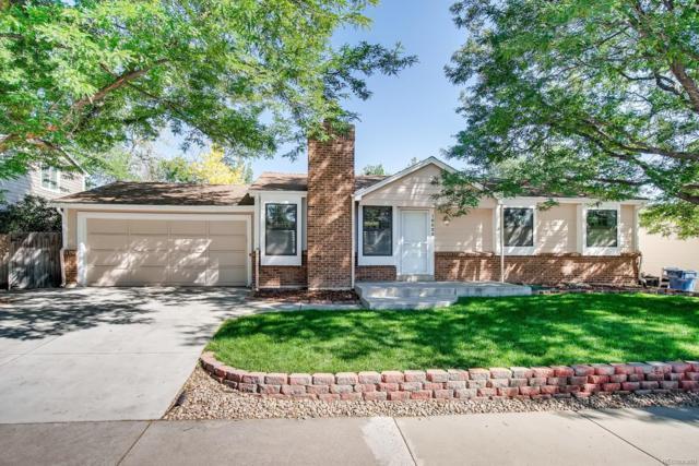 10825 W Alamo Place, Littleton, CO 80127 (MLS #5961006) :: 8z Real Estate