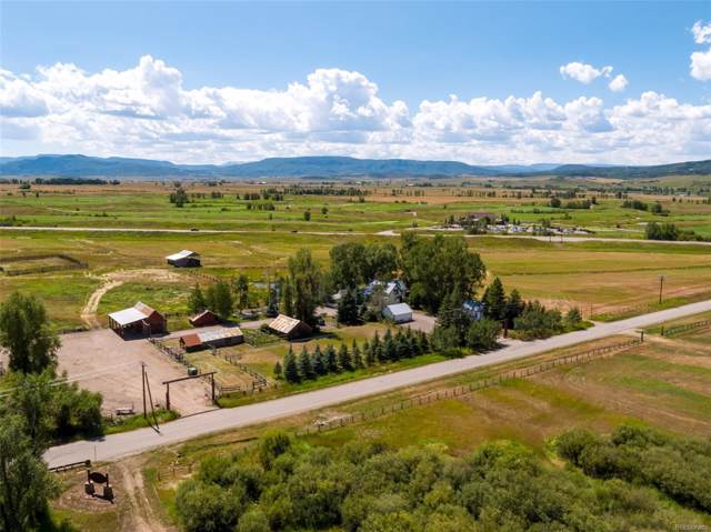 32787 County Road 24, Steamboat Springs, CO 80487 (#5961127) :: The Scott Futa Home Team