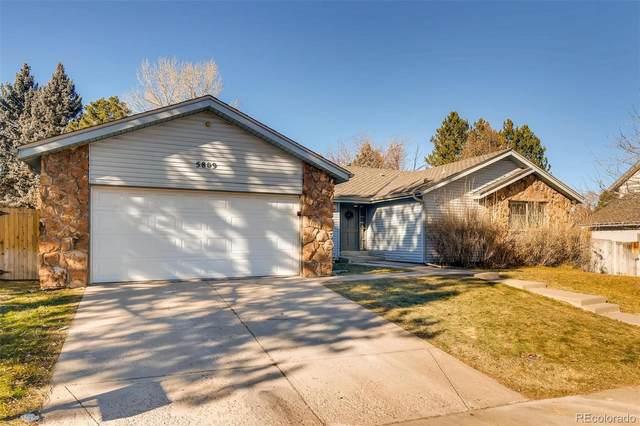 5809 S Kenton Way, Englewood, CO 80111 (#5961394) :: Compass Colorado Realty