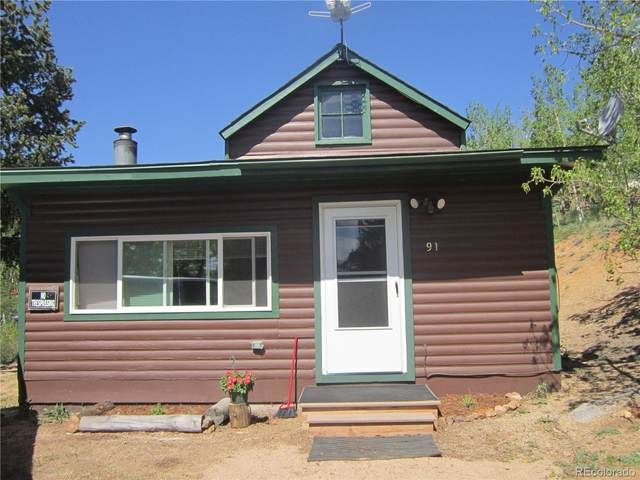 91 Timbertop Road, Bailey, CO 80421 (#5961555) :: iHomes Colorado