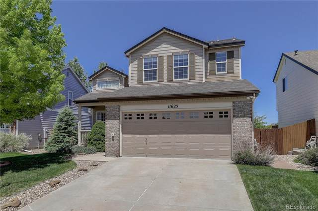 11625 Snowcreek Lane, Parker, CO 80138 (#5961556) :: The HomeSmiths Team - Keller Williams