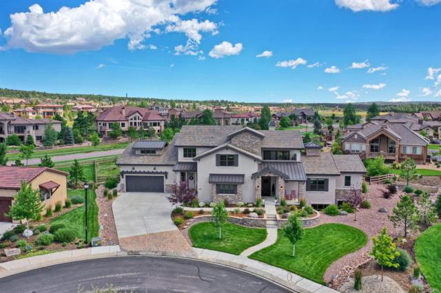 2228 Rainbows End Point, Colorado Springs, CO 80921 (MLS #5961924) :: Bliss Realty Group