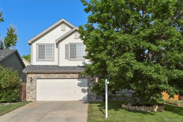 5610 Spruce Avenue, Castle Rock, CO 80104 (#5962270) :: Kimberly Austin Properties