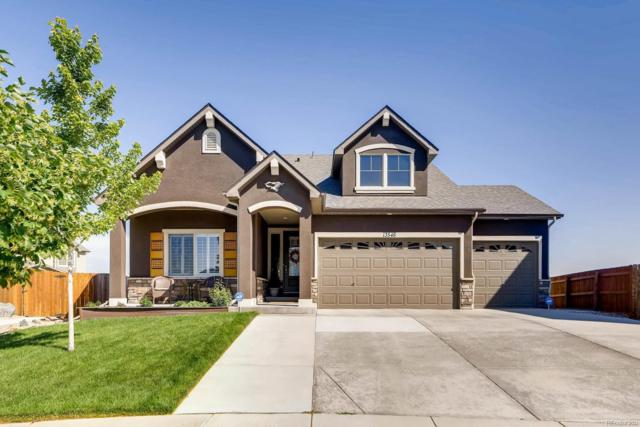 13545 E 107th Place, Commerce City, CO 80022 (#5962362) :: Bring Home Denver