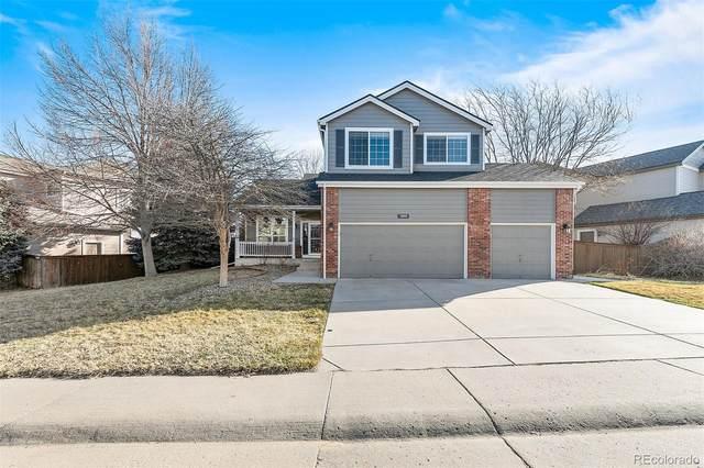 10058 Sylvestor Road, Highlands Ranch, CO 80129 (MLS #5962501) :: 8z Real Estate