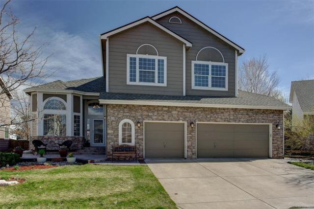 2527 Baneberry Lane, Highlands Ranch, CO 80129 (#5962641) :: The Pete Cook Home Group