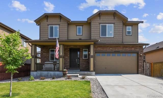 25140 E Maple Place, Aurora, CO 80018 (#5963104) :: Stephanie Fryncko | Keller Williams Integrity