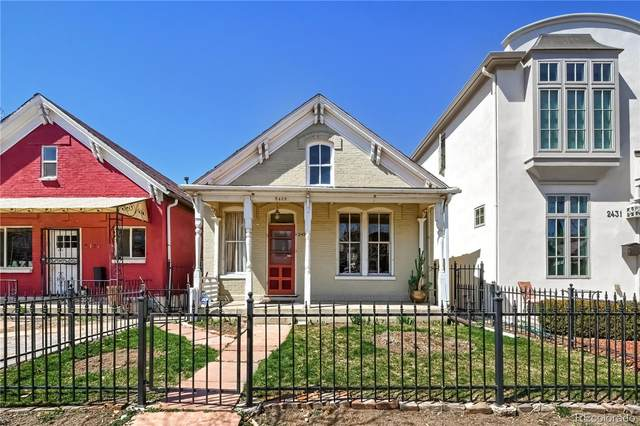 2429 Stout Street, Denver, CO 80205 (#5963296) :: The Griffith Home Team