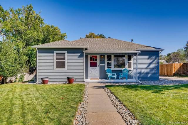 4138 S Fox Street, Englewood, CO 80110 (#5963422) :: The HomeSmiths Team - Keller Williams