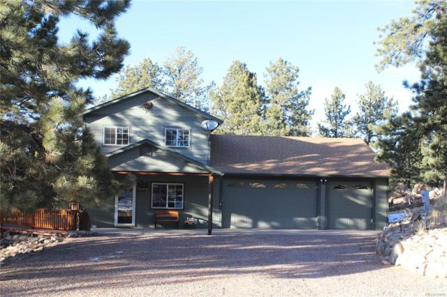 43 Spread Eagle Drive, Westcliffe, CO 81252 (#5963433) :: The Peak Properties Group