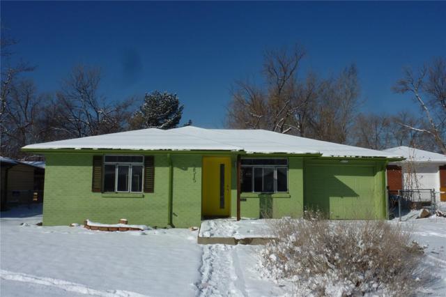 2515 Pierce Street, Lakewood, CO 80214 (MLS #5963713) :: 8z Real Estate