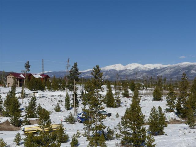 141 County Road 4035, Grand Lake, CO 80447 (#5963766) :: The Heyl Group at Keller Williams