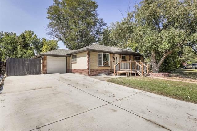 6055 Garrison Street, Arvada, CO 80004 (#5964005) :: The Peak Properties Group