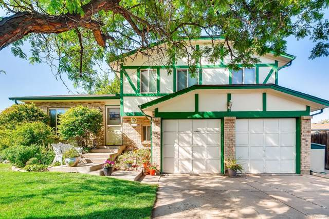 8933 W Union Avenue, Denver, CO 80123 (MLS #5964476) :: 8z Real Estate
