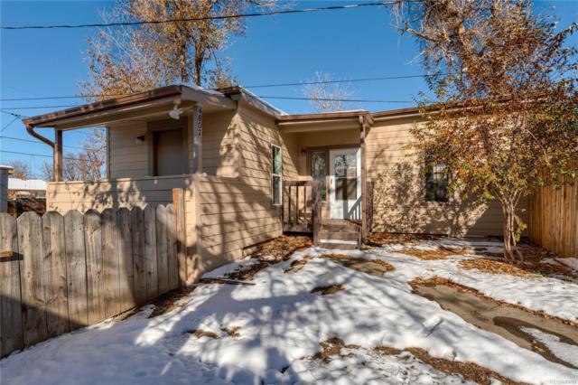 4807 Chase Street, Denver, CO 80212 (#5964618) :: House Hunters Colorado