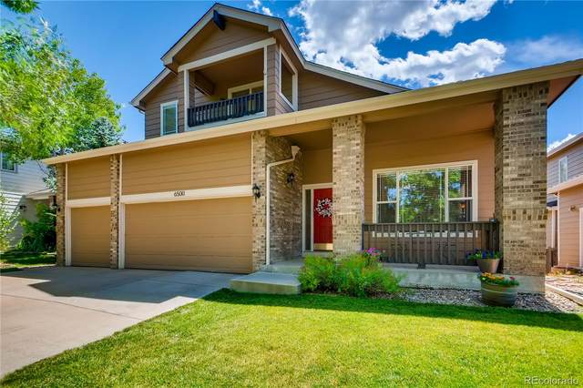 6500 W Sumac Avenue, Littleton, CO 80123 (MLS #5965034) :: 8z Real Estate