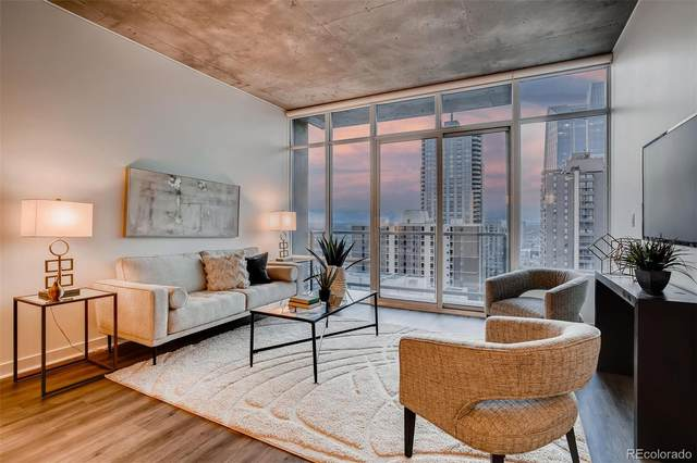 891 14th Street #3007, Denver, CO 80202 (#5965151) :: Wisdom Real Estate